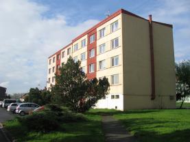 Pronájem, byt 1+1, Olomouc, ul. Ručilova