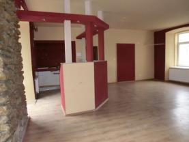 Pronájem, komerční prostory, 65 m2, Svitavy