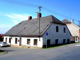 Prodej, rodinný dům, Šternberk, ul. Lomená