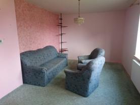 Obývací pokoj (Pronájem, byt 3+kk, 73 m2, Bruntál, ul. Nezvalova), foto 3/6
