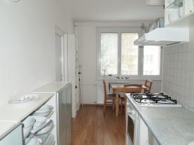 kuchyň (Prodej, byt 3+1, 77 m2, OV, Žatec, ul. Jaroslava Vrchlického), foto 2/16
