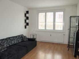 pokoj 1 (Prodej, byt 3+1, 77 m2, OV, Žatec, ul. Jaroslava Vrchlického), foto 2/10