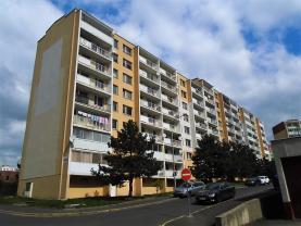 Prodej, byt 4+1, 78 m2, DV, Most, ul. J.A. Komenského