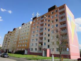 Pronájem, byt 1+kk, 40 m2, Plzeň, Krašovská ul.