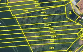 Prodej, ovocný sad, 380 m2, Bučovice - Kloboučky