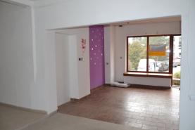 Pronájem, obchodní prostory, 50 m2, Ústí nad Orlicí