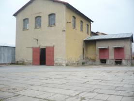 Pronájem, sklad, 1800 m2, Lužec nad Vltavou