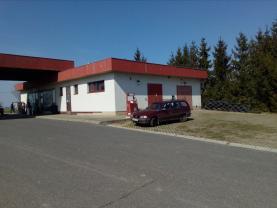 Prodej, benzínová pumpa, 2211 m2, Morkovice