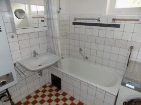 koupelna (Prodej, byt 3+1, garáž, Nový Bor, ul. Skalická), foto 3/15