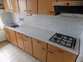 kuchyň (Prodej, byt 3+1, garáž, Nový Bor, ul. Skalická), foto 2/15