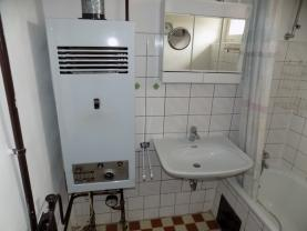 koupelna (Prodej, byt 3+1, garáž, Nový Bor, ul. Skalická), foto 4/15