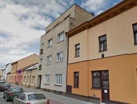Pronájem, byt 1+kk, 19 m2, Pardubice - centrum