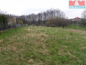 Prodej, stavební pozemek, 3476 m2, Šenov, ul. Petřvaldská