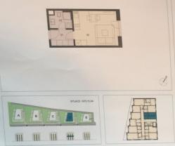Prodej, byt 1+kk, 25 m2, OV, Praha 3 - Krejcárek