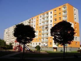Pronájem, byt 1+1, 32 m2, Pardubice - Cihelna