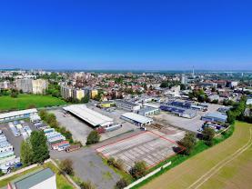 Pronájem, provozní plocha, 6000 m2, Kolín