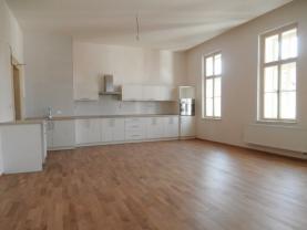 Pronájem, byt 3+kk, 127 m2, Plzeň - centrum