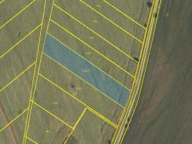 Prodej, pole, 5516 m2, Mrlínek
