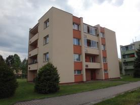 Pronájem, byt 2+1, 67 m2, Pardubice - Rosice nad Labem