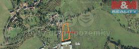 mapa (Prodej, pozemek, 2279 m2, Bžany - Lysec), foto 4/8