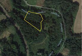 Prodej, les, 6136 m2, Soběhrdy