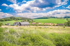 Prodej, stavební pozemek, 1421 m2, Neveklov, Nebřich