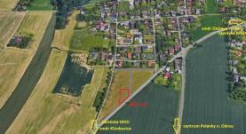 mapka Polanka nad Odrou (Prodej, stavební pozemek, 985 m2, Polanka nad Odrou), foto 3/13