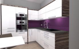 503469_Kuchyně - vizualizace (Prodej, byt 2+1, 52 m2, Studénka - Nová Horka), foto 3/8