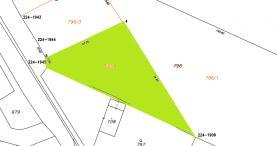 4 Lomec (Prodej, pozemek vhodný k výstavbě, 1880 m2, Úmonín), foto 2/9