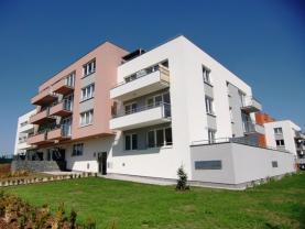 Pronájem, byt 1+kk, 35 m2, Praha 9 - Letňany