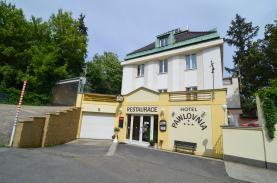 Prodej, hotel, 1124 m2, Praha 8 - Libeň