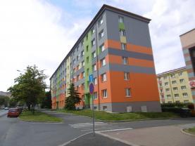 Prodej, byt 2+1, 51 m2, DV, Most, ul. Františka Halase