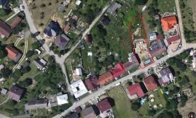 Prodej, pozemek, 635 m2, Lhota u Malenovic