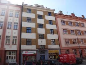 Pronájem, byt 2+kk, OV, Pardubice - centrum