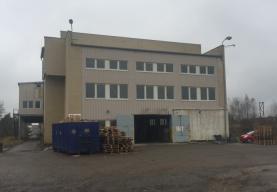 Pronájem, výrobní objekt, 3000 m2, Plzeň - Bukovec