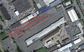 Pronájem, Provozní plochy, 4450 m2, Plzeň