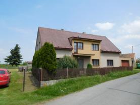 Prodej, rodinný dům 5+2, 5161 m2, Pokřikov