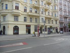 Pronájem, obchodní prostory, 40 m2, Praha 10 - Vršovice
