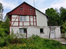 Prodej, chalupa, 4+1, 940 m2, Dobrná
