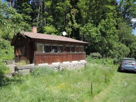Prodej, chata 3+1, 115 m2, Tábor