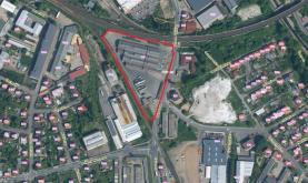 Pronájem, výrobní objekt, 14 774 m2, Rokycany