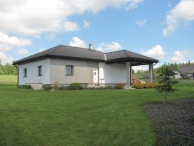 Prodej, rodinný dům, 1242 m2, Šumavské Hoštice
