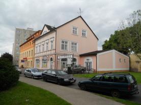 Pronájem, komerční prostory, 500 m2, Chrudim, ul. Husova