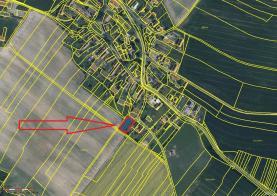 Prodej, stavební pozemek, 1251 m2, Jarov