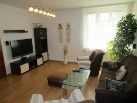 Pronájem, byt 2+1, 90 m2, Slezská Ostrava