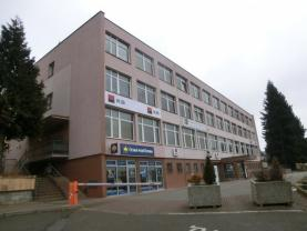 Pronájem, kanceláře, Prachatice, ul. Vodňanská