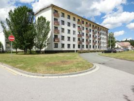 Prodej, byt 1+1, 30 m2, Lázně Bohdaneč