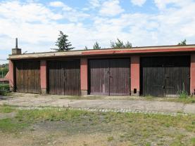 Prodej, řadová garáž, 21 m2, OV, Praha 10 - Strašnice