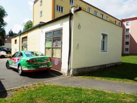 Prodej, garáž 30 m2, Františkovy Lázně, ul. Česká