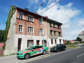 Prodej, dům 9+kk, 98 m2, Kraslice, ul. Čs. armády